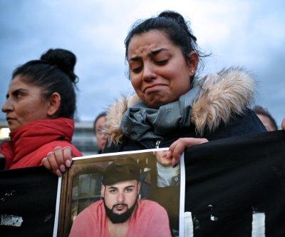 German shooting: Police ID suspected gunman; cities hold vigils, protests
