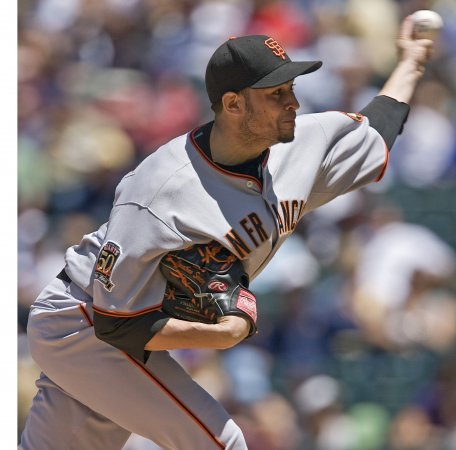 MLB: San Francisco 8, San Diego 0