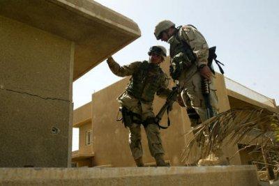 U.S. maintains commitment to Iraq