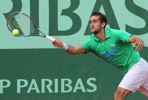 Cilic advances to quarterfinals in Zagreb