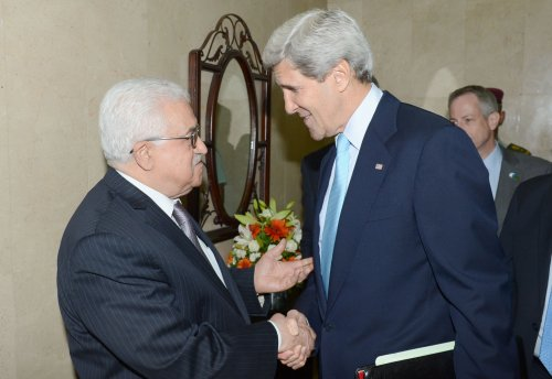 "Palestinian leaders ""doing everything humanly possible"" to ensure Mideast peace success"