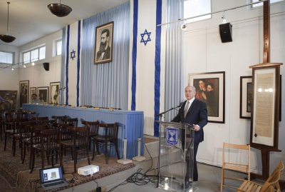 Netanyahu proposes law to establish Israel as a Jewish state