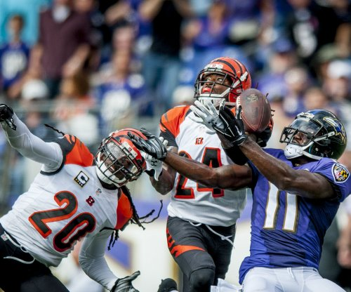 Bengals' Adam Jones no longer goes by 'Pacman,' but he still can play