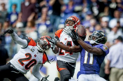 Bengals' Adam Jones no longer goes by 'Pacman,' but he still can play