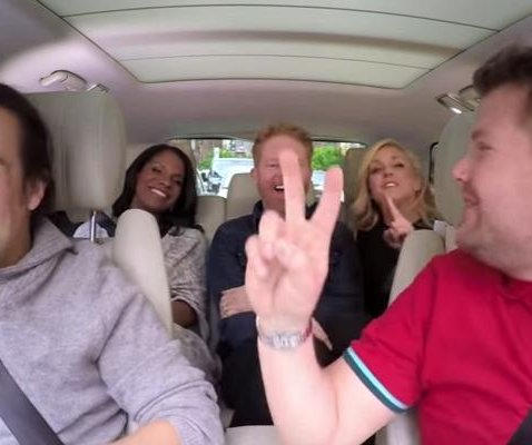 Broadway Carpool Karaoke kicks off run up to Tony Awards