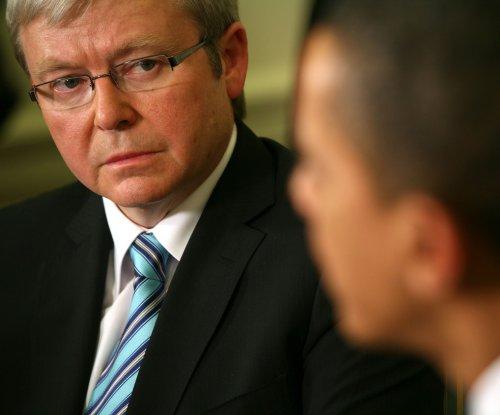 Former Australian prime minister drops bid to lead United Nations