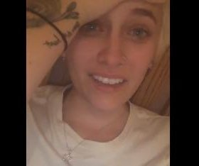 Paris Jackson cries in post about bullying: 'It's exhausting'