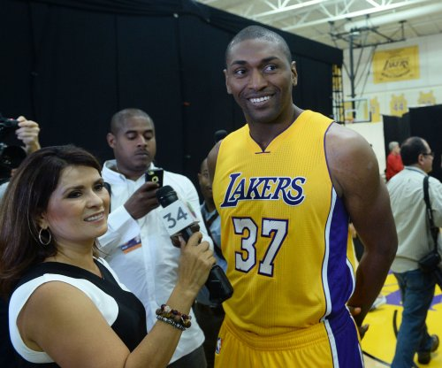Los Angeles Lakers announce signing of F Metta World Peace