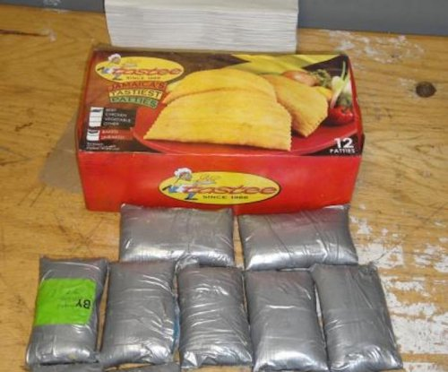 $70,000 worth of cocaine found inside Jamaican beef patties