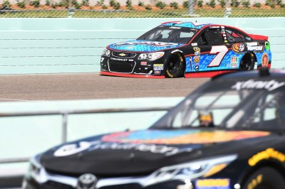 Regan Smith to replace injured Aric Almirola in NASCAR All-Star race