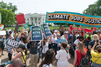 EPA suspends climate change rule against methane pollution