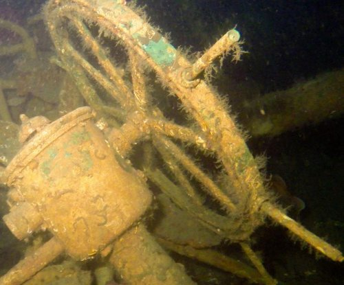 Discovery of Coast Guard ship sunk in 1917 announced