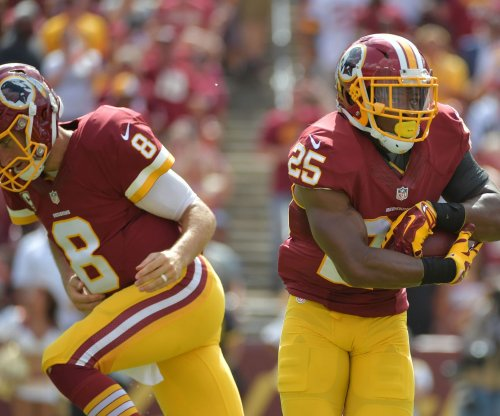 Chris Thompson: Washington Redskins sign running back to two-year deal