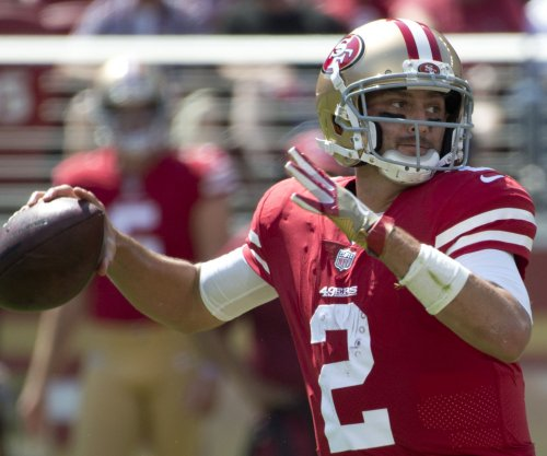 Brian Hoyer: San Francisco 49ers release veteran QB after getting Jimmy Garoppolo