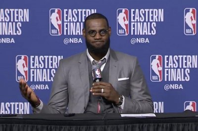 LeBron recalls fourth quarter sequence with photographic memory