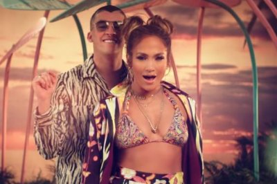 Jennifer Lopez, Bad Bunny team up for 'Te Guste' music video