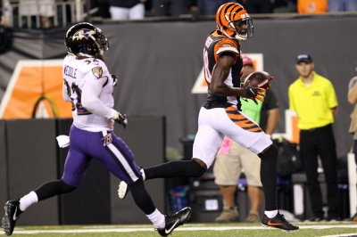 Bengals' A.J. Green 'ready to get back to work'