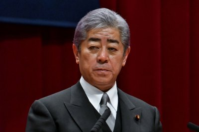 Japan defense minister calls for improved ties with South Korea
