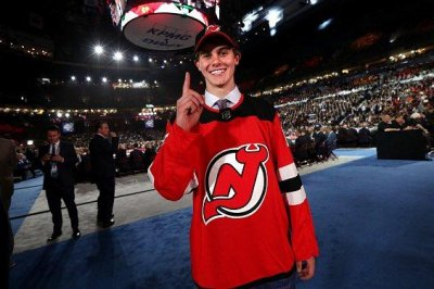 2019 NHL Draft: New Jersey Devils select Jack Hughes with No. 1 pick