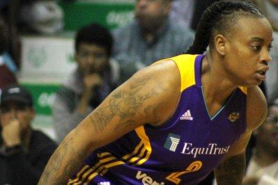LA Sparks guard Riquna Williams suspended 10 games for domestic violence