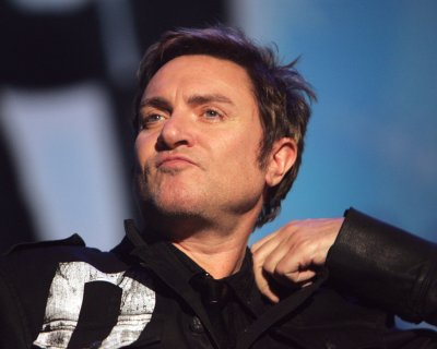 Duran Duran is 1st pop act to play Louvre