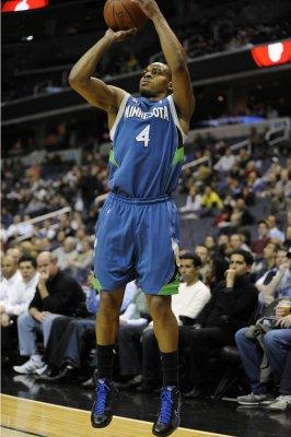 Wizards trade No. 5 pick to Minnesota