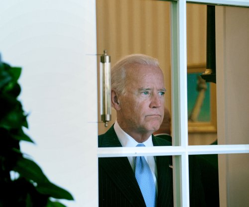 'Sad Biden' not the VP's first melancholy moment