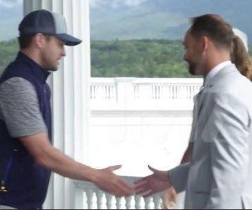 Justin Timberlake crashes fans wedding: 'It was awesome of him to do that'