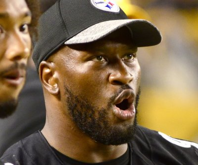 Pittsburgh Steelers' James Harrison meets with NFL over PEDs probe