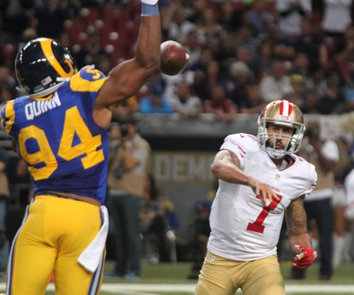Santa Clara police might boycott San Francisco 49ers games over Colin Kaepernick