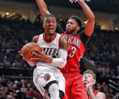 Damian Lillard leads Portland Trail Blazers past New Orleans Pelicans
