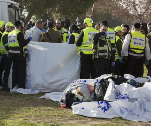 Four dead, 15 injured in Jerusalem truck ramming attack