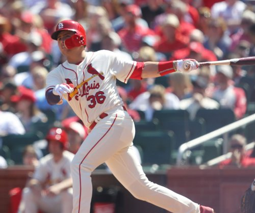 Aledmys Diaz (2 HRs) backs Michael Wacha as St. Louis Cardinals shred Cincinnati Reds