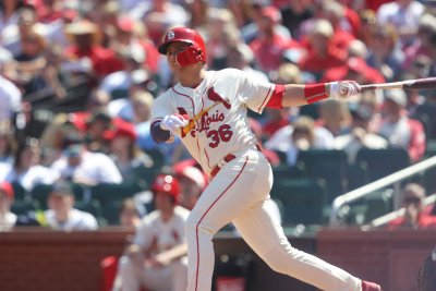 Aledmys Diaz (2 HRs) backs Michael Wacha as St. Louis Cardinals shred Cincinnati Reds