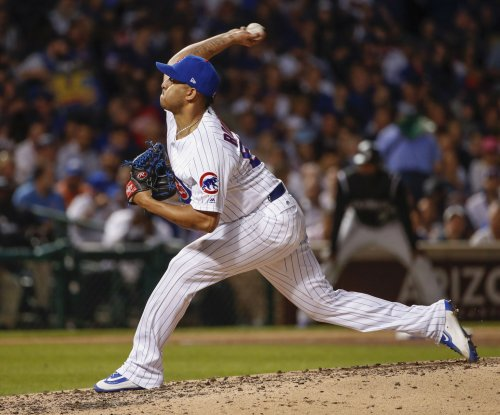 Houston Astros agree with pitcher Hector Rondon on two-year deal