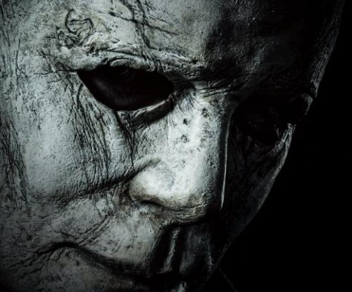 Michael Myers gets up close in new 'Halloween' poster