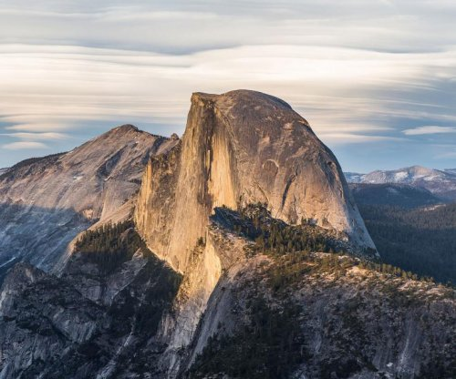 Hiker dies in fall at Yosemite's 9,000-foot Half Dome