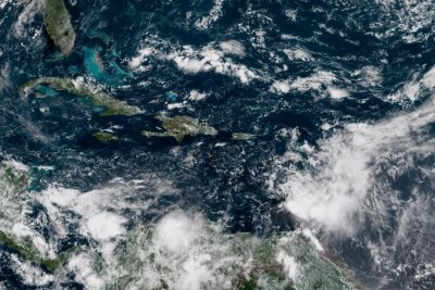 Tropical Storm Kirk weakens as it moves into Caribbean