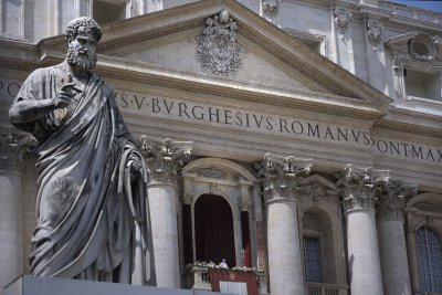 U.S. suit seeks IDs of accused Catholic priests, 'secret' evidence at Vatican