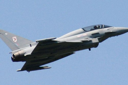 German air force pilot found dead after jet collision