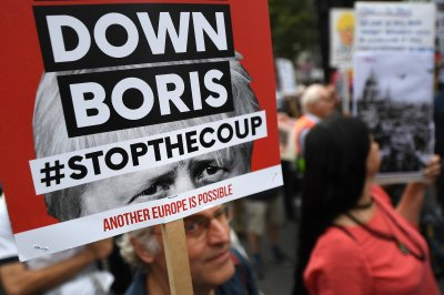 Boris Johnson again fails to receive support from Parliament for early election