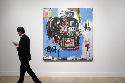Man gets 5 years for selling forged Basquiat, Haring artworks