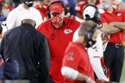 Girl, 5, hurt in crash involving ex-Chiefs coach wakes up from coma