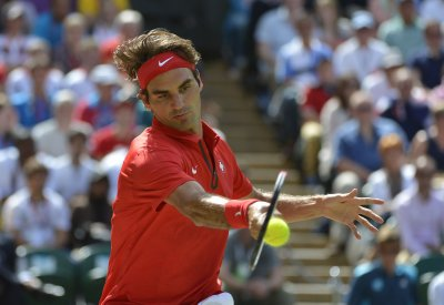 Federer's assault on ATP record book continues