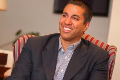 Trump names net neutrality opponent Pai as FCC chairman