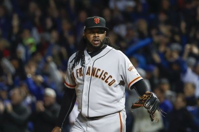Johnny Cueto starts 3-0; San Francisco Giants pound out 8-2 win over Colorado Rockies