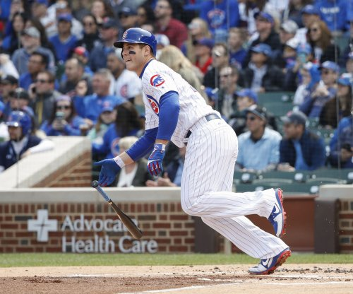 Chicago Cubs hold on to beat San Diego Padres