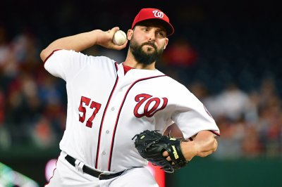 New relievers help Washington Nationals hold off Arizona Diamondbacks