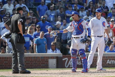 Chicago Cubs catcher Willson Contreras' suspension reduced to one game