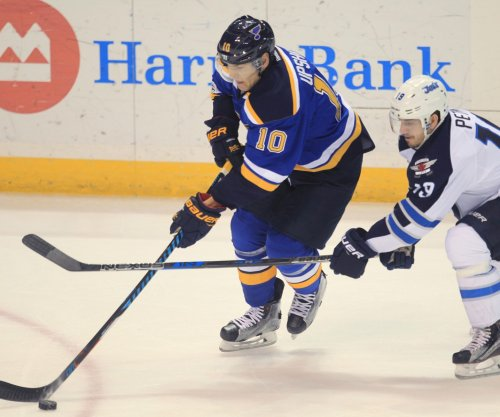 St. Louis Blues sign veteran forward Scottie Upshall to one-year contract